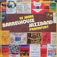 Barrelhouse Jazzband & Angi Domdey – 25 Jahre