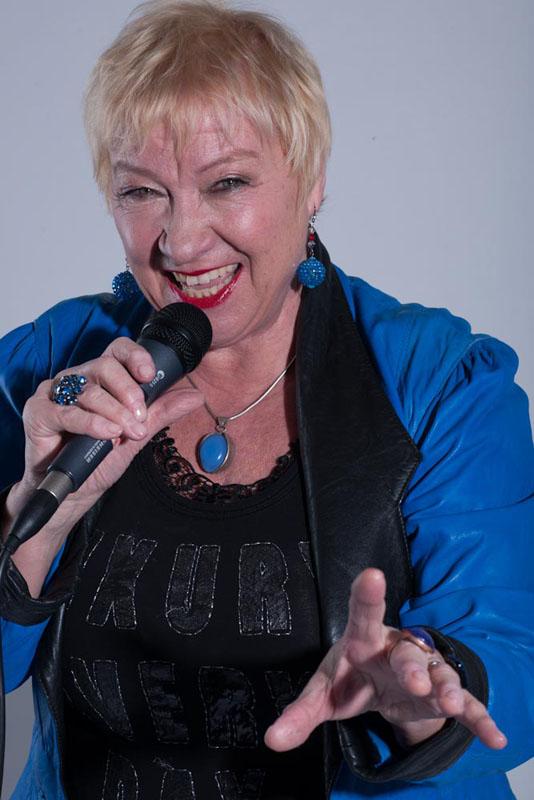 Gesangsunterricht bei Angi Domdey